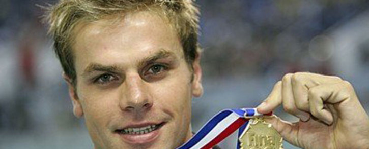 FILE: Ryk Neethling. Picture: Official Facebook page.