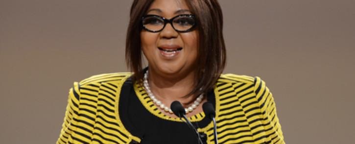 SABC chairperson Zandile Ellen Tshabalala. Picture: Christa van der Walt/EWN