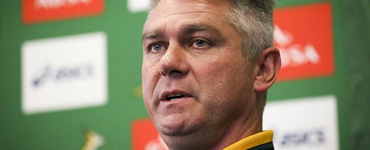 Springbok coach Heyneke Meyer. Picture: Aletta Gardner/EWN