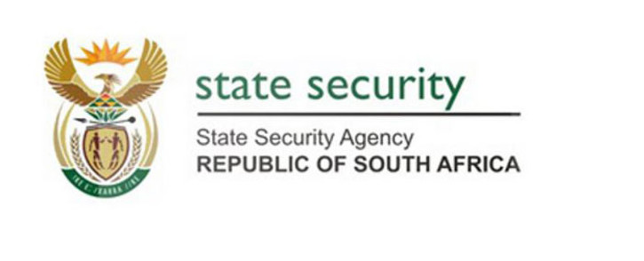 State Security Agency logo. Picture: ssa.gov.za