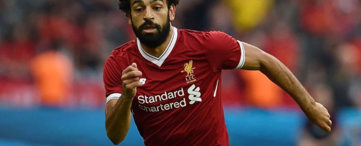 FILE: Liverpool winger Mohamed Salah. Picture: @LFC/Twitter