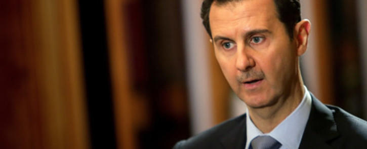 FILE:Officials said the election was a sign Assad was unwilling to seek a political solution to the conflict. Picture: AFP.