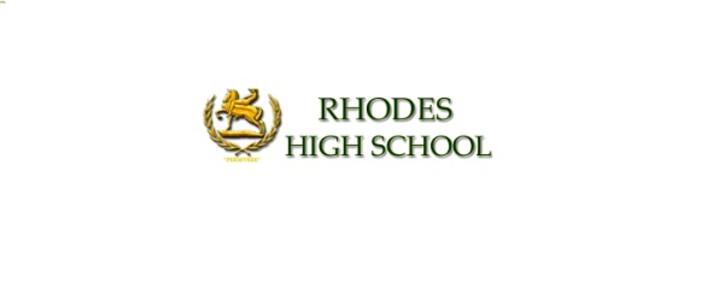 Picture: RhodesHS/Facebook