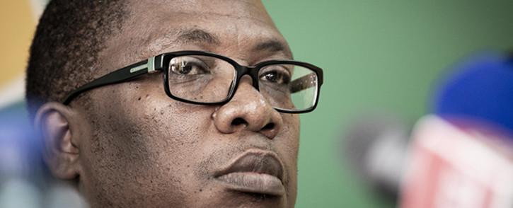 FILE: Gauteng Education MEC Panyaza Lesufi. Picture: Sethembiso Zulu/EWN.