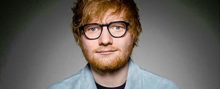 FILE: Chart-topping musician Ed Sheeran. Picture: Instagram.