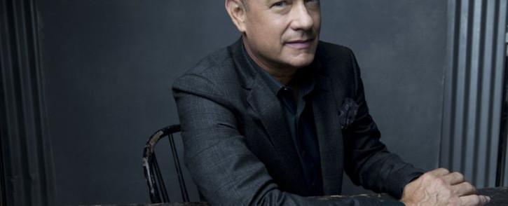 US actor Tom Hanks. Picture: @goldenglobes/Twitter