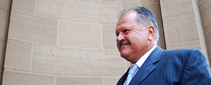 FILE: Glenn Agliotti arrives at the South Gauteng High Court on 1 February, 2010. Picture: EWN