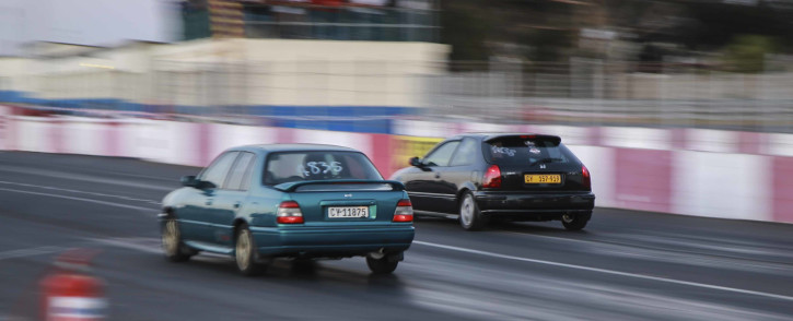 Robot Racing is an event hosted by the City of Cape Town and Killarney International Raceway. The weekly event aims to get Cape Town's illegal street racers off the city's roads and into a safer, controlled environment. Picture: Cindy Archillies/EWN