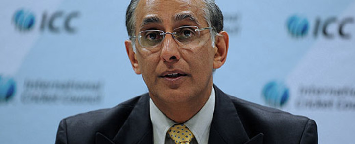 Former International Cricket Council CEO Haroon Lorgat. Picture: AFP