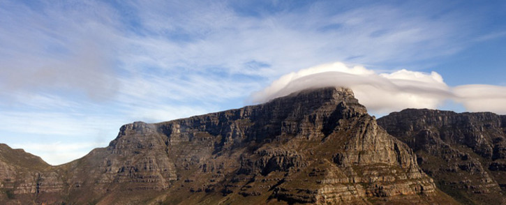 A general view of Table Mountain in Cape Town. Picture: Pixabay.com