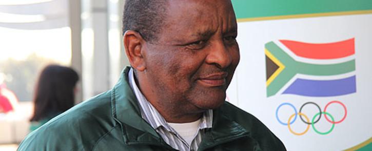 FILE: Sascoc President Gideon Sam. Picture: EWN