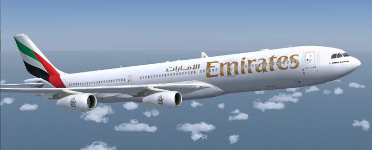 Emirates airline. Picture: Facebook.
