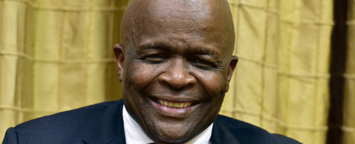 FILE: New Minister in the Presidency Mondli Gungubele at the swearing-in ceremony at the Union Buildings in Pretoria on 6 August 2021. Picture: GCIS.