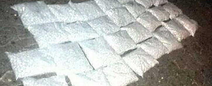 FILE: Drugs bust in Cape Town. Picture: Saps.