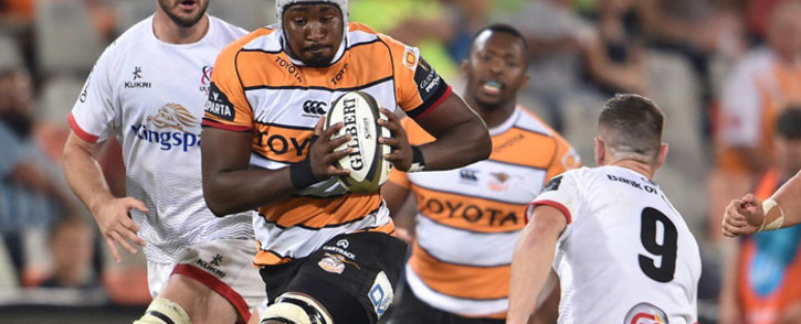 The Cheetahs demolished Ulster 63-26 in their Pro14 match on 5 October 2019. Picture: @CheetahsRugby/Twitter