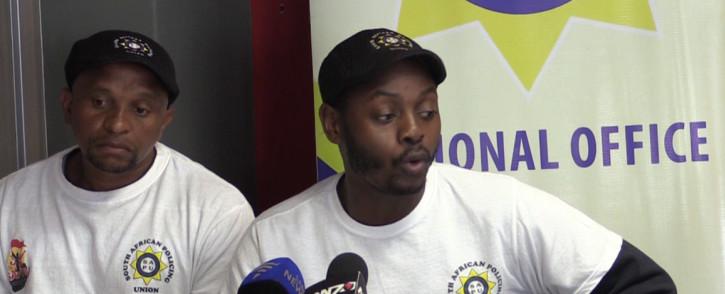 FILE: SA Police Union (Sapu) affiliated 10111 call center operators. Picture: Kgothatso Mogale/EWN