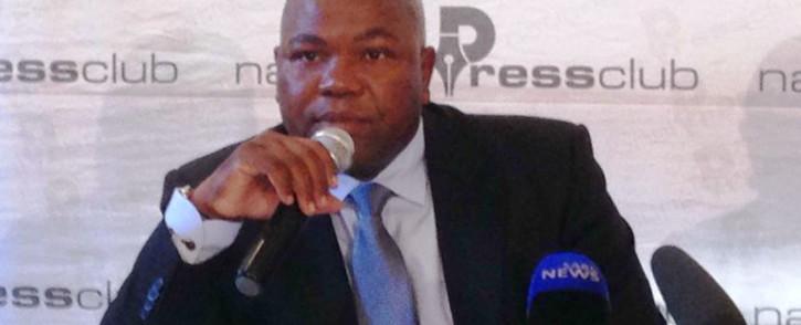 National Director of Public Prosecutions (NDPP) Mxolisi Nxasana. Picture: EWN.