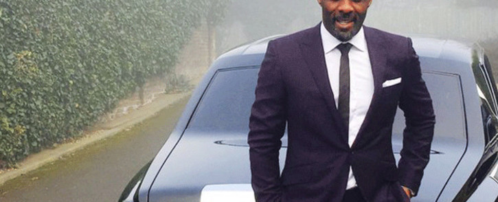 FILE: Idris Elba. Picture: @idriselba/Twitter.