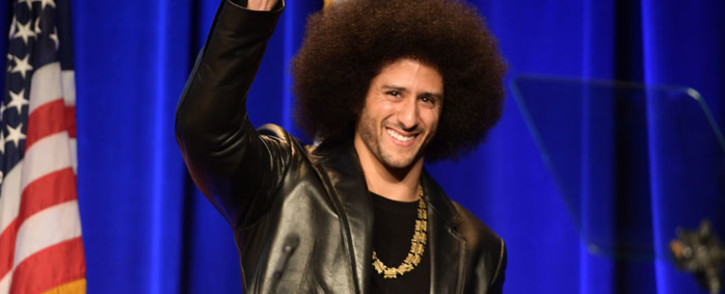 FILE: Colin Kaepernick. Picture: AFP