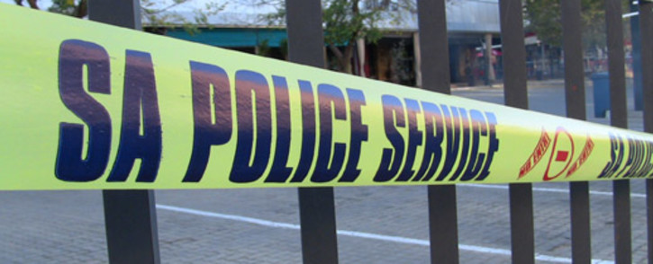 The one-year-old girl was wounded following a drive-by shooting two weeks ago. Picture: EWN.