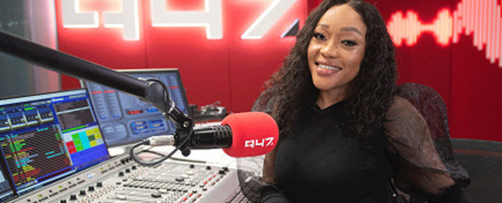 Thando Thabethe joins 947 as the presenter of '947 Drive with Thando'. Picture: 947.