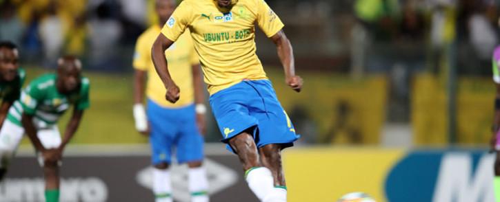 Mamelodi Sundowns' Themba Zwane. Picture: @Masandawana/Twitter