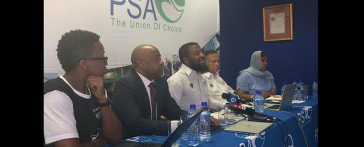 FILE: Members of thePublic Servants Association(PSA). Picture: EWN