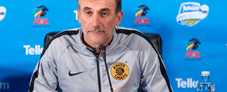 FILE: Former Kaizer Chiefs coach Giovanni Solinas. Picture: @KaizerChiefs/Twitter