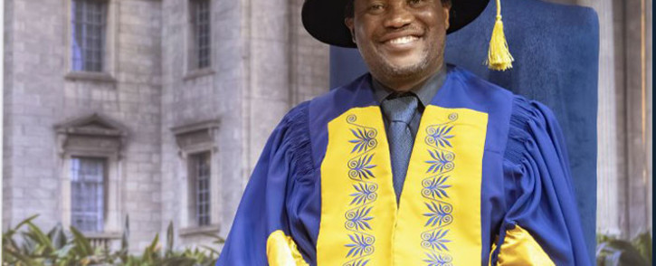 Wits University vice-chancellor, Professor Zeblon Vilakazi. Picture: @WitsUniversity/Twitter