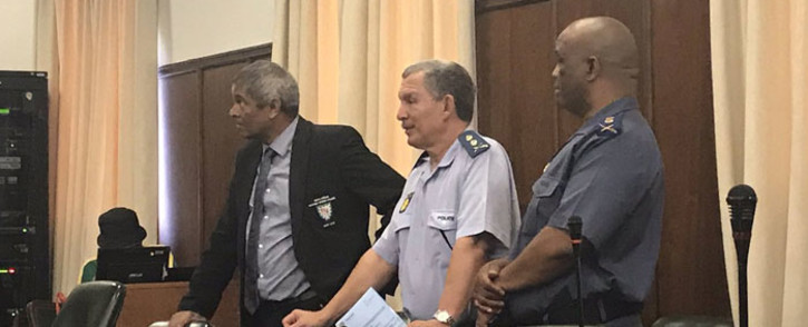 Officials seen in Parliament on 4 February 2018, as an inquiry into the forceful removal of beachgoers from Clifton Fourth Beach got underway. Picture: Lindsay Dentlinger/EWN
