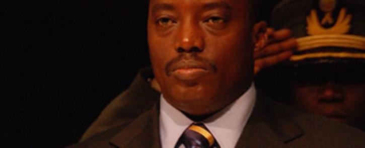 DRC President Joseph Kabila. Picture: AFP
