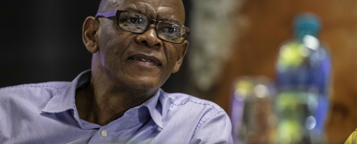 ANC secretary-general Ace Magashule at an NEC meeting in Irene on 1 April 2019. Picture: Abigail Javier/EWN