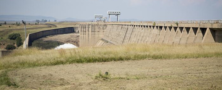 The Vaal Dam. Picture: Reinart Toerien/EWN