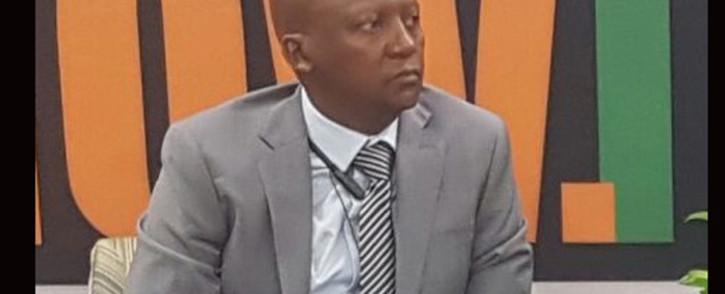 Knorx Molelle. Picture: Bulelwa Makeke.