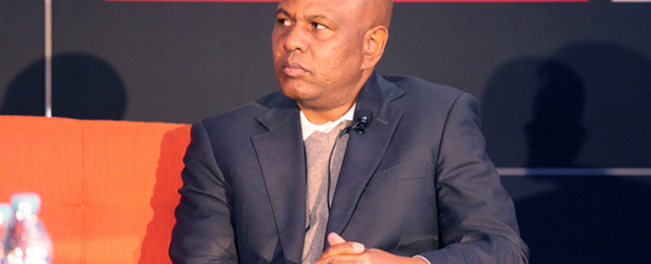 Association of Mineworkers and Construction Union (Amcu) president Joseph Mathunjwa took part in EWN's panel discussion on the findings of the Farlam Commission's report released by President Jacob Zuma on 25 June 2015. Picture: Reinart Toerien/EWN