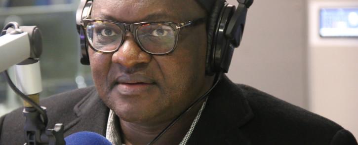 Gauteng Premier David Makhura. Picture: 702