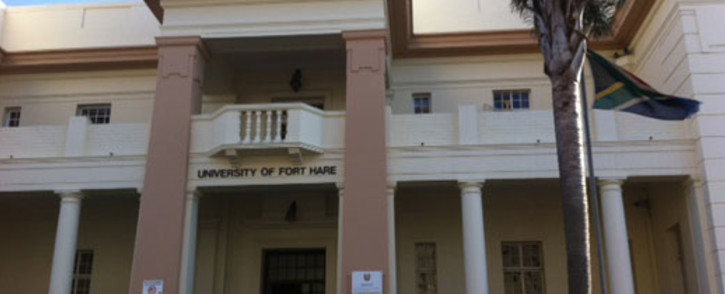 The University of Fort Hare. Picture: EWN