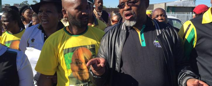 ANC Secretary General Gwede Mantashe. Picture: Natalie Malgas/EWN.