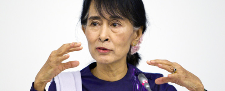 FILE: Ousted Myanmar's civilian leader Aung San Suu Kyi. Picture: United Nations Photo