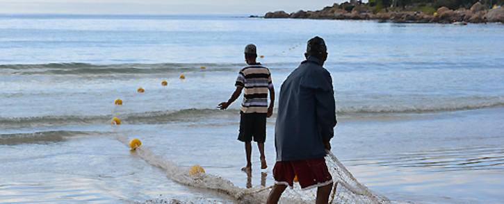 Subsistence fishermen. Picture: Aletta Gardner/EWN.