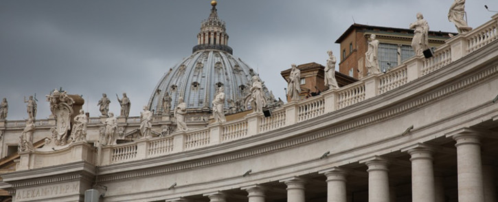 A general view of the Papal Basilica of St. Peter in the Vatican. Picture: Pixabay.com.