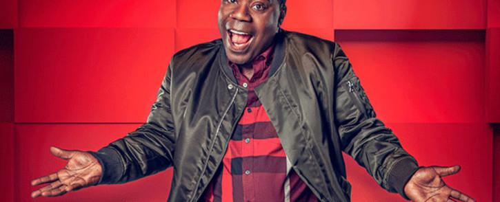 US comedian Tracy Morgan. Picture: undergroundpress.co.za