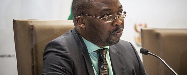 FILE: Justice Minister Michael Masutha. Picture: EWN
