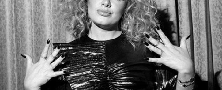 Adele. Picture: instagram.com