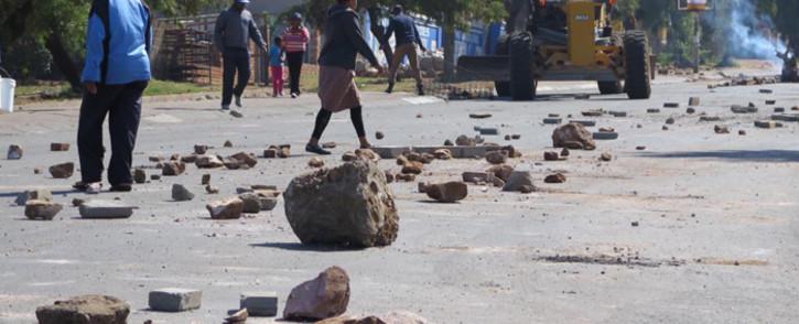 FILE: Soweto to protest against Eskom. Picture: Louise McAuliffe/EWN.