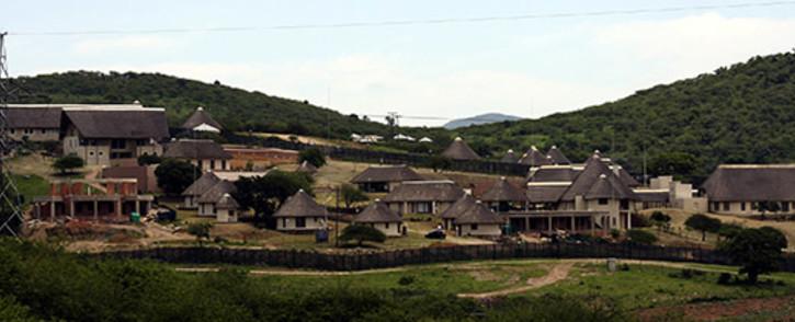 FILE: President Jacob Zuma's Nkandla homestead. Picture: EWN.