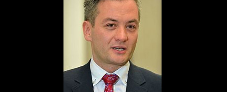 Robert Biedron was elected as Poland's first openly gay major in Slupsk. Picture: es.wikipedia.org