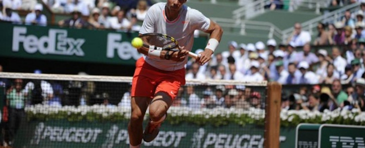 FILE IMAGE. The world No.1 from Spain is looking to extend his French Open record to nine titles. Picture: Facebook.