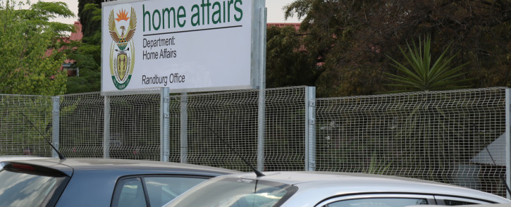 A Department of Home Affairs office. Picture: Christa Eybers/EWN