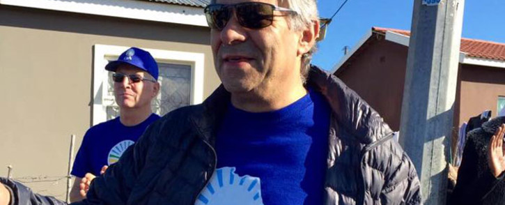 Knysna Ward 10 councillor Peter Myers of the Democratic Alliance. Picture: Facebook.